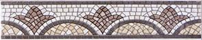 Бордюр Ceramica Classic Tile Efes Greese 5x25 бордюр emil ceramica celine matita beige 1 5x25