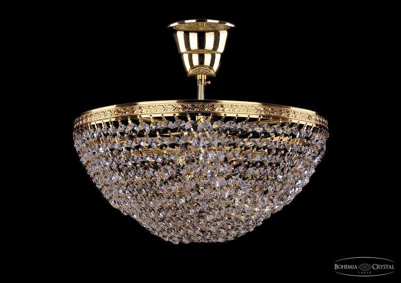 Потолочная люстра Bohemia Ivele 1932 Gold 1932/35Z/G