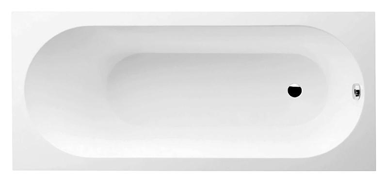 Фото #1: Квариловая ванна Villeroy&Boch Oberon UBQ177OBE2V-01 alpin