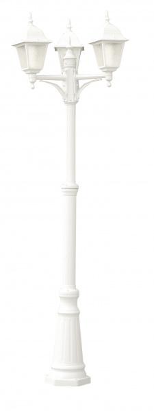 Фонарь Arte Lamp Bremen A1017PA-3WH