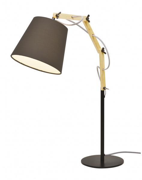 Настольная лампа Arte Lamp Pinoccio A5700LT-1BK, Китай (КНР)