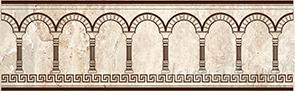Бордюр Ceramica Classic Tile Efes Coliseum 7,7x25 бордюр ceramica classic tile efes leone 2 6 3x25