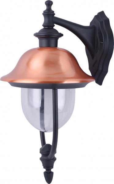 Настенный уличный светильник Arte Lamp Barcelona A1482AL-1BK, Китай (КНР)