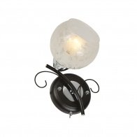 Бра IDLamp 234 234/1A-Blackchrome