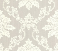 Флизелиновые обои 1838 Wallcoverings Rosemore Hampton Grey