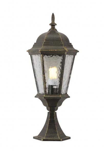 Наземный уличный светильник Arte Lamp Genova A1204FN-1BN, Италия