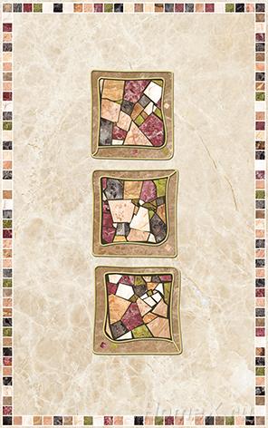Декор Ceramica Classic Tile Illyria Estilo Trio 25x40 декор ceramica classic tile illyria cappuccino dec 25x40