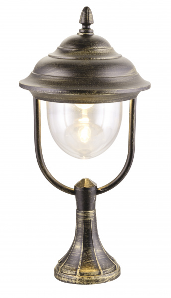 Наземный уличный светильник Arte Lamp Barcelona A1484FN-1BN, Китай (КНР)