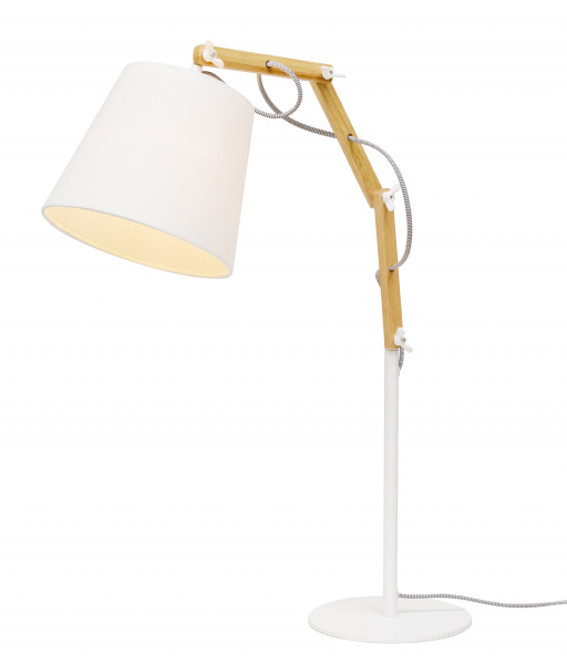 Настольная лампа Arte Lamp Pinoccio A5700LT-1WH, Китай (КНР)