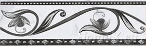 Бордюр Ceramica Classic Tile Argos Nero 8x25Плитка<br>Тип плитки: Керамическая плитка. Применение: Ванная. Тип элемента: Бордюр. Ширина (см): 8. Длина (см): 25. Поверхность: Глянцевая, Гладкая. Дизайн: Флора и фауна. Цвет: Серый, Черный. Количество штук в упаковке: 32<br><br>Тип плитки: Керамическая плитка<br>Применение: Ванная<br>Тип элемента: Бордюр<br>Ширина (см): 8<br>Длина (см): 25<br>Поверхность: Глянцевая, Гладкая<br>Дизайн: Флора и фауна<br>Цвет: Серый, Черный<br>Количество штук в упаковке: 32