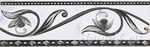 Бордюр Ceramica Classic Tile Argos Nero 8x25 видеосамоучитель nero 8 cd
