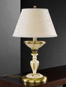 Настольная лампа Reccagni Angelo blue 6618 P G
