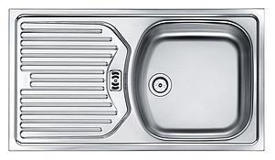 Мойка кухонная Franke Eurostar ETN 614 сталь (101.0060.162)