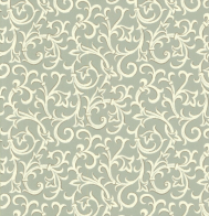 Флизелиновые обои 1838 Wallcoverings Avington Brodsworth Sea Foam