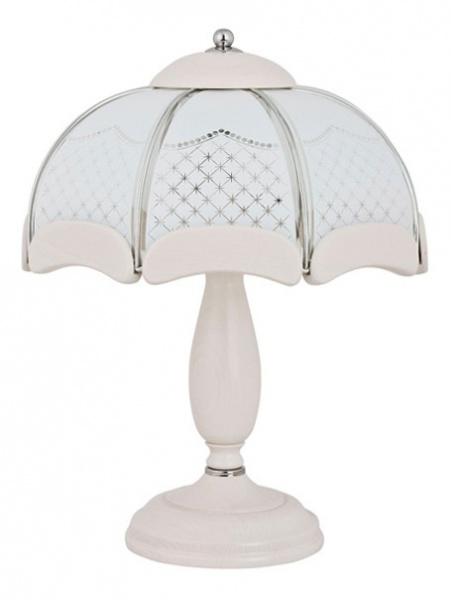 Настольная лампа Eurosvet Italia Bianko 6681, Китай (КНР)