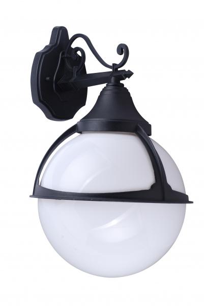 Настенный уличный светильник Arte Lamp Monaco A1492AL-1BK