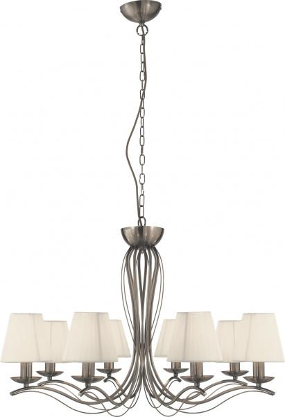 Подвесная люстра Arte Lamp Domain A9521LM-8AB