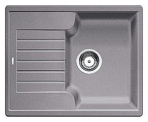 Мойка кухонная Blanco Zia 40 S аллюметаллик (516919)