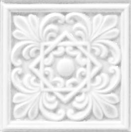 Декор Cobsa Plus White Zinc Classic 15x15