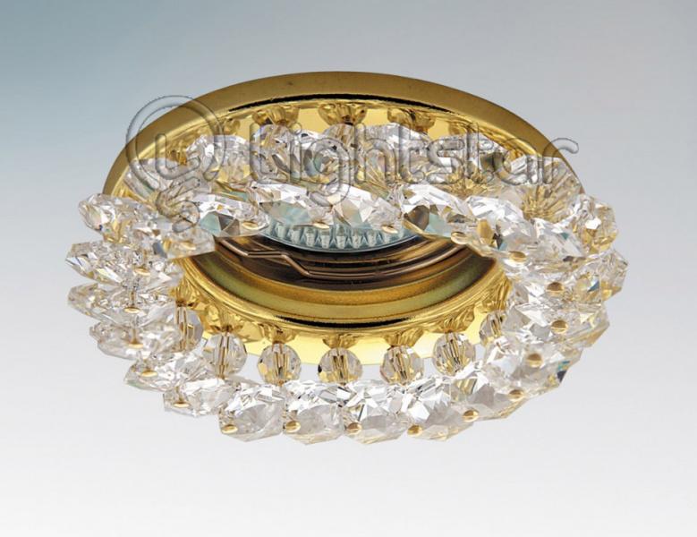 Встраиваемый светильник Lightstar Onora 030302
