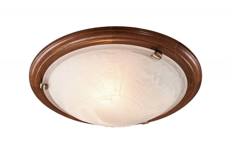 Потолочный светильник sonex lufe wood