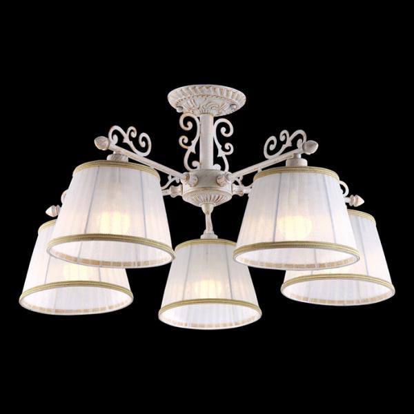 Потолочная люстра Arte Lamp Jess A9513PL-5WG