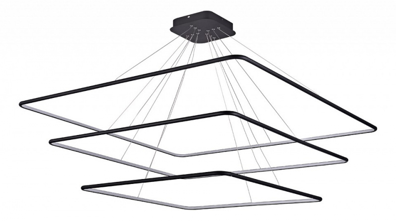 Подвесной светильник Donolux 111024 S111024/3SQ 180W Black In