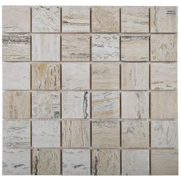 Мозаика Chakmaks Anatolian Stone 50x50 Vanilla Wood (5x5) 31,8x31,8
