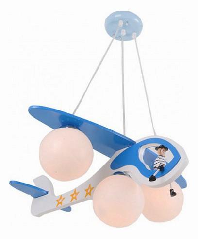 Подвесной светильник Kink Light Аэроплан 7494