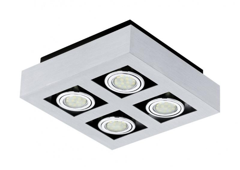 Настенно-потолочный светильник Eglo Loke 1 91355