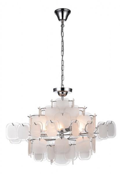 Подвесная люстра Favourite Glass-pieces 1424-6PC