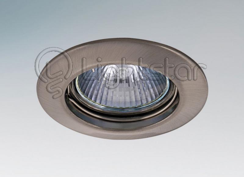 Встраиваемый светильник Lightstar Lega LT 011045