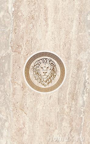 Декор Ceramica Classic Tile Efes Hellas 25x40 бордюр ceramica classic tile efes leone 2 6 3x25