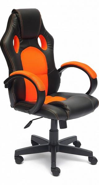 Компьютерное кресло Tetchair RACER GT Оранжевый/Черный