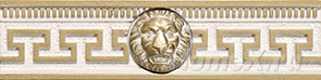 Бордюр Ceramica Classic Tile Efes Leone-1 6,3x25 бордюр ceramica classic tile efes leone 2 6 3x25