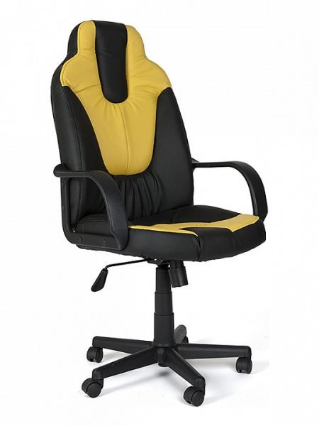 Компьютерное кресло Tetchair NEO 1 Желтый/Черный