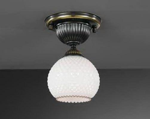 Потолочный светильник Reccagni Angelo rosa 8610 PL 8610/1