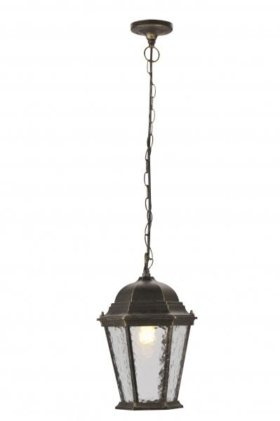 Потолочный уличный светильник Arte Lamp Genova A1205SO-1BN, Италия