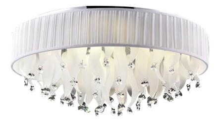 Настенно-потолочный светильник Crystal Lamp 1681 X1681-9WH