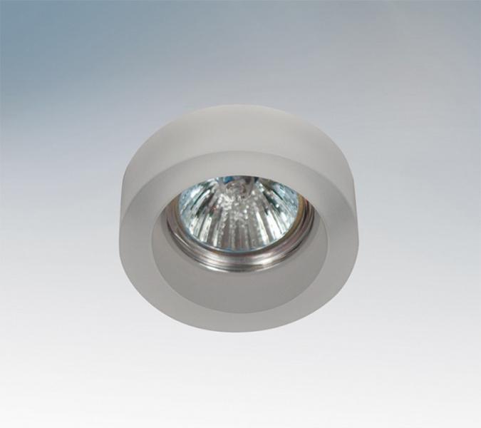 Встраиваемый светильник Lightstar Lei Mini Opaco 006139