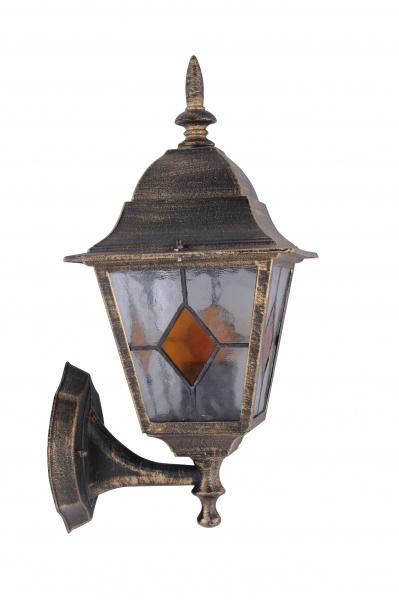 Настенный уличный светильник Arte Lamp Berlin A1011AL-1BN