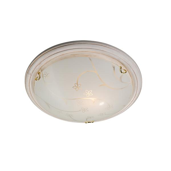Купить со скидкой Настенно-потолочный светильник Sonex Blanketa Gold 202