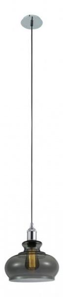 Подвесной светильник Crystal Lux Sonnette SP1 SMOKE