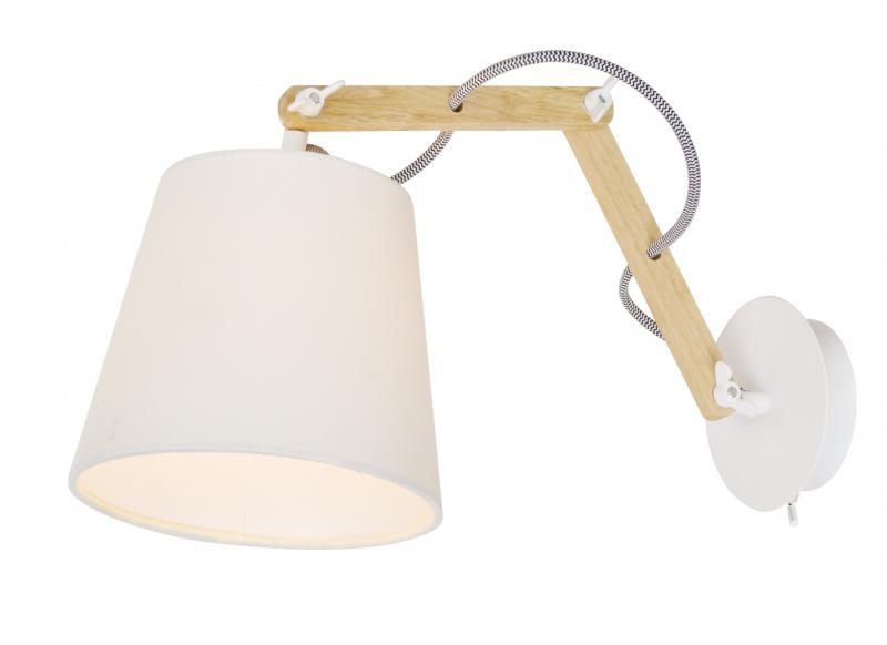 Бра Arte Lamp Pinoccio A5700AP-1WH