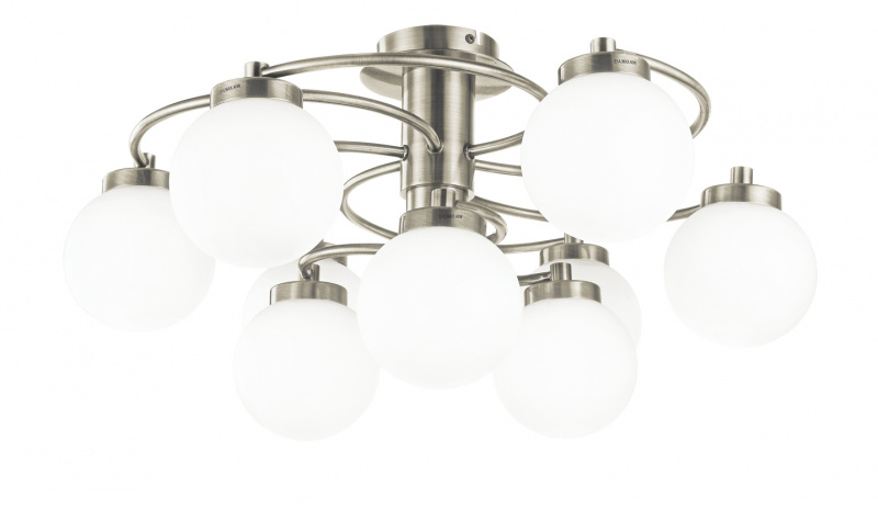 Потолочная люстра Arte Lamp Cloud A8170PL-9AB