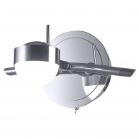 Спот IDLamp 348 348/1A-Chrome