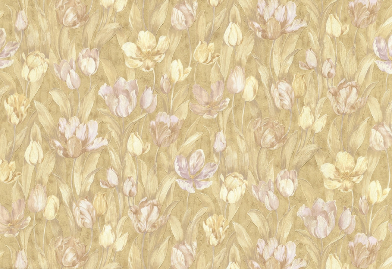 Виниловые обои Bellissima Tulipani 20767, Tulipani 20767