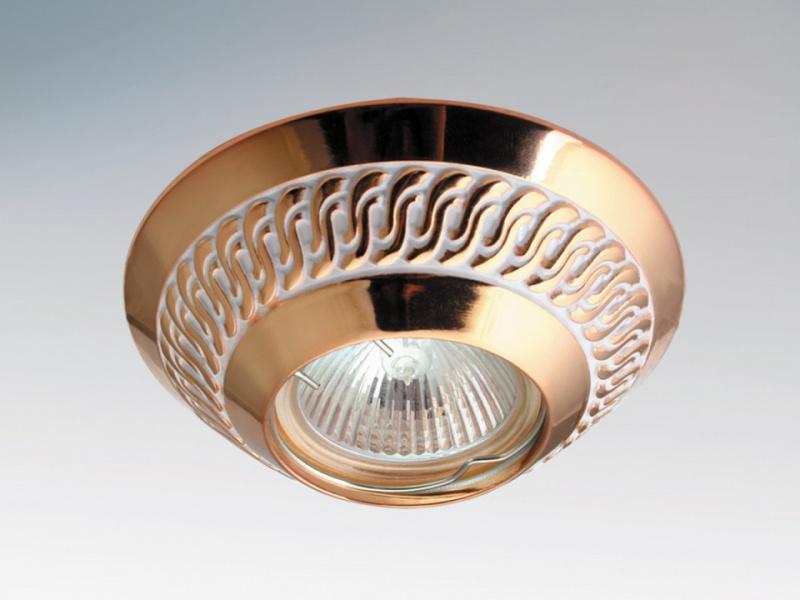 Встраиваемый светильник Lightstar Helio Onda 011172