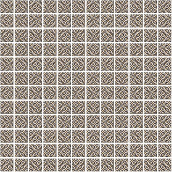 Мозаика Kerama Marazzi Темари 20104 (2,5x2,5) 29,8x29,8
