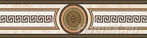Бордюр Ceramica Classic Tile Illyria Classic-2 6,2x25 бордюр keros ceramica varna cen roses 5х50